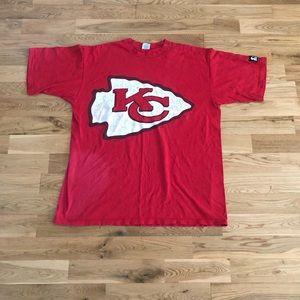 Vintage 90's Kansas City Chiefs Starter T-Shirt